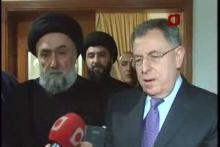 Embedded thumbnail for جولة الرئيس فؤاد السنيورة على رجال الدين- السيد علي الأمين