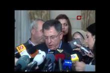 Embedded thumbnail for كلمة الرئيس فؤاد السنيورة إثر الجلسة التشريعية في ساحة النجمة