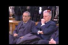 Embedded thumbnail for مؤتمر صحافي للرئيس فؤاد السنيورة ونواب 14 آذار في مجلس النواب- الموضوع: الإنفاق من خارج الموازنة