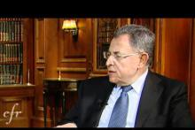 Embedded thumbnail for Fuad Siniora, former prime minister of Lebanon, discusses the implications of Osama bin Laden's death for the Middle East, the Hamas-Fatah agreement, and the U.S. role in supporting the Arab Spring with Mohamad Bazzi, Adjunct Senior Fellow for Middle East