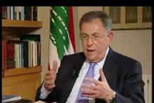 Embedded thumbnail for الرئيس السنيورة في حديث مع بولا يعقوبيان في برنامج انترفيوز