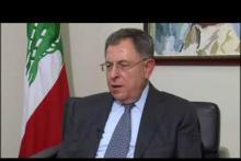 Embedded thumbnail for حديث الرئيس فؤاد السنيورة مع وكالة رويترز- الجزء الثالث